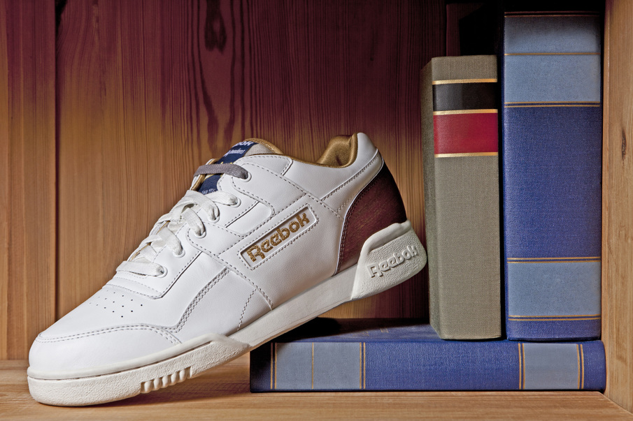 ... and Reebok Workout 25th anniversary collaborations - Daniel Reiter  Photodesign . 1999732d0b39