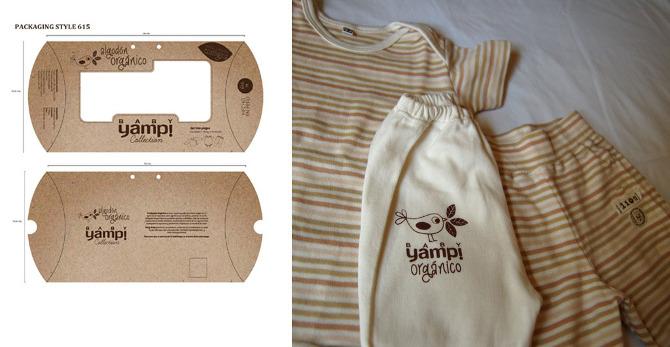ropa de bebe yamp