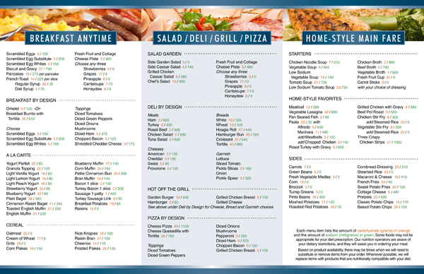 List of synonyms and antonyms of the word hospital for Hospital menu template