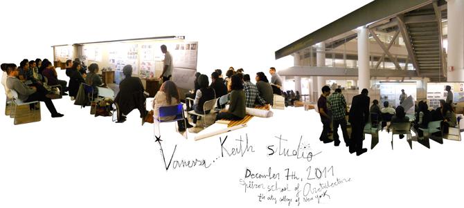 Architecture School Studio ana peñalba